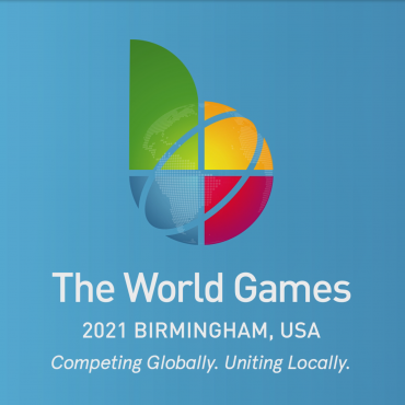 Happy Holidays from The World Games 2021 Birmingham