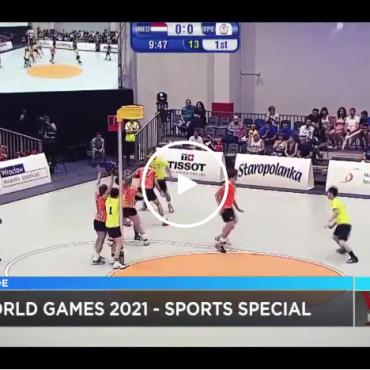 The World Games 2021 Birmingham Korfball