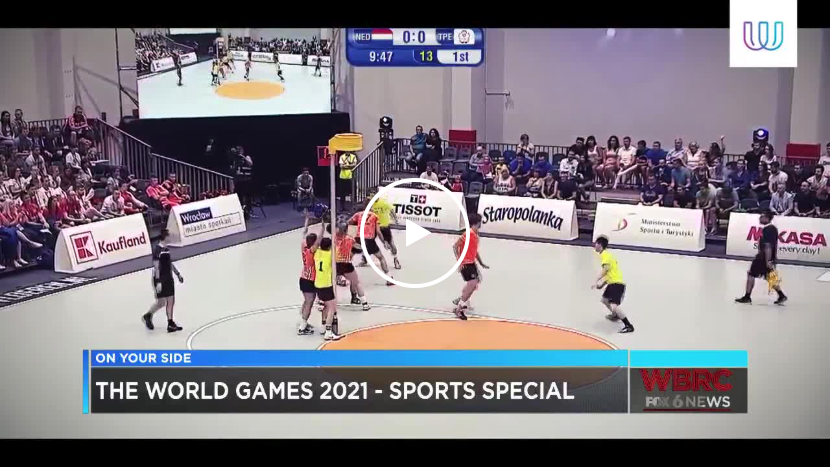 The World Games 2021 Birmingham Korfball