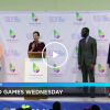 World Games Wednesday: Live Healthy, Play Global Kickoff Event